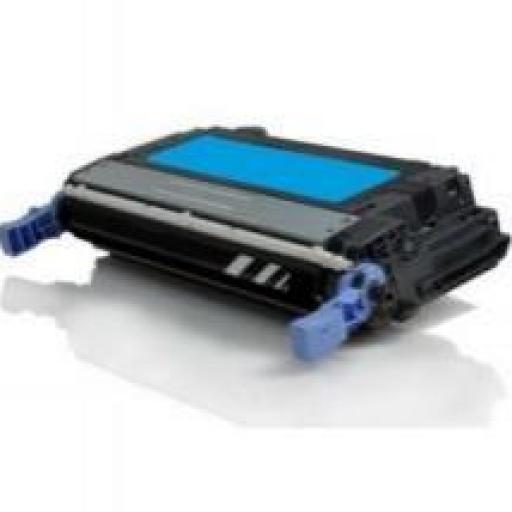 HP Q6461A CYAN toner alternativo