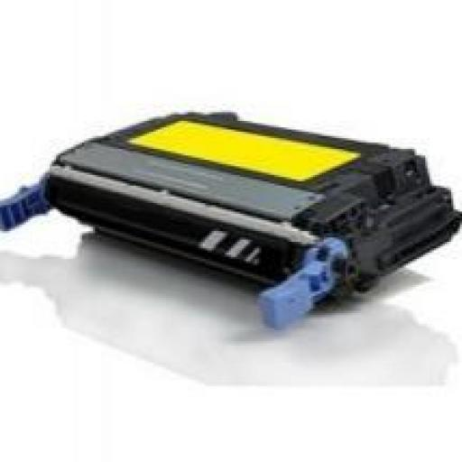 HP Q6462A AMARILLO toner alternativo