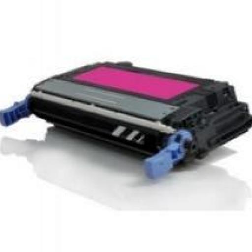 HP Q6463A MAGENTA toner alternativo