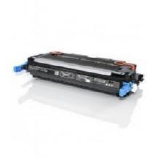 HP Q6470A NEGRO toner alternativo Nº501A