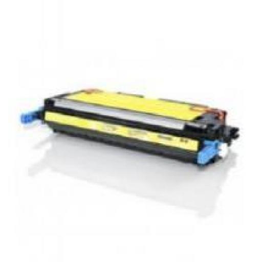 HP Q6472A AMARILLO toner alternativo Nº502A [0]