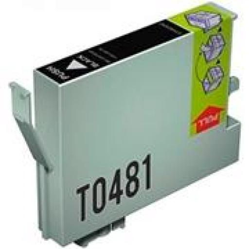 EPSON T0481 cartucho alternativo C13T04814010 NEGRO
