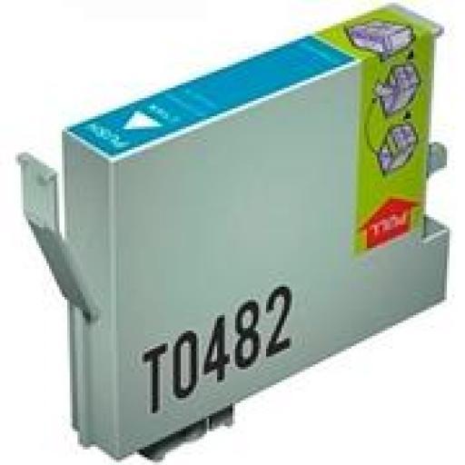 EPSON T0482 cartucho alternativo C13T04824010 CYAN
