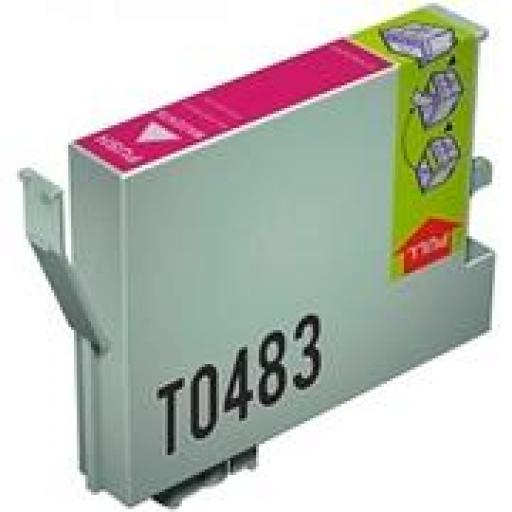 EPSON T048 cartucho alternativo C13T04834010 MAGENTA