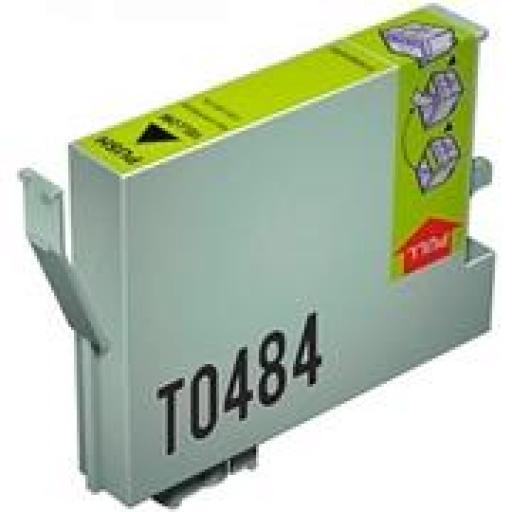 EPSON T0481 cartucho alternativo C13T04844010 AMARILLO