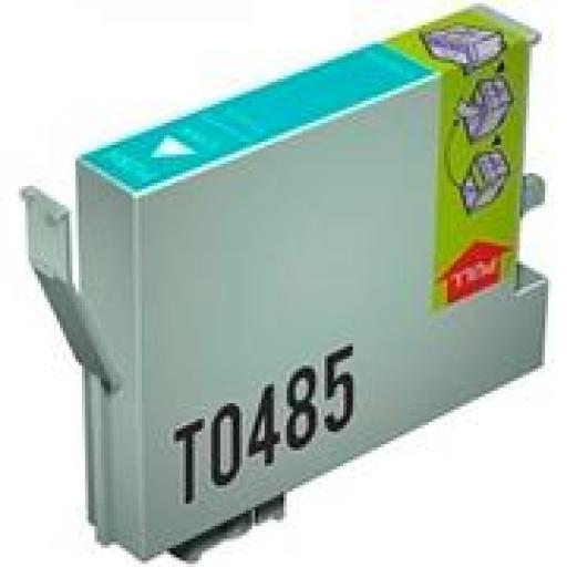 EPSON T0485 cartucho alternativo C13T04854010 CYAN CLARO