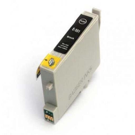 EPSON T0551 cartucho alternativo C13T05514010 NEGRO