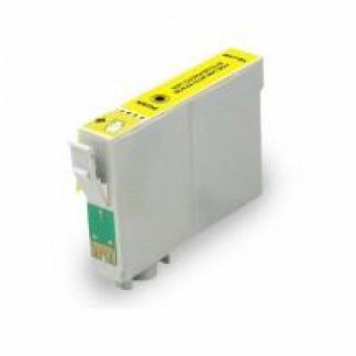 EPSON T0554 cartucho alternativo C13T05544010 AMARILLO