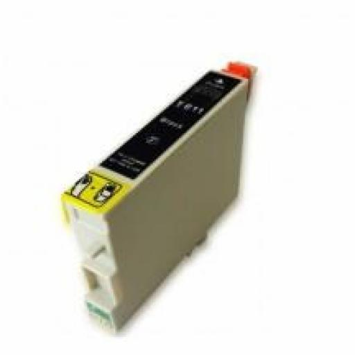 EPSON T0611 cartucho alternativo C13T06114010 NEGRO