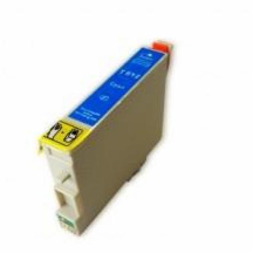 EPSON T0612 cartucho alternativo C13T06124010 CYAN