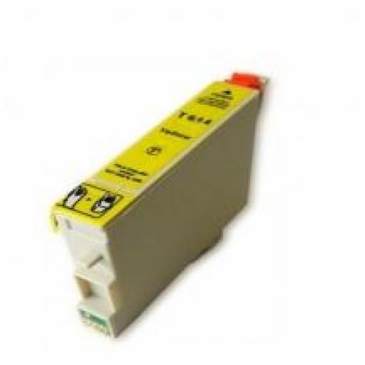 EPSON T0614 cartucho alternativo C13T06144010 AMARILLO