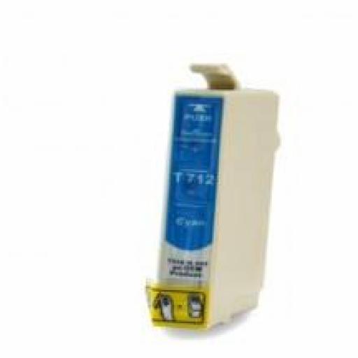 EPSON T0712 cartucho alternativo C13T07124010 CYAN