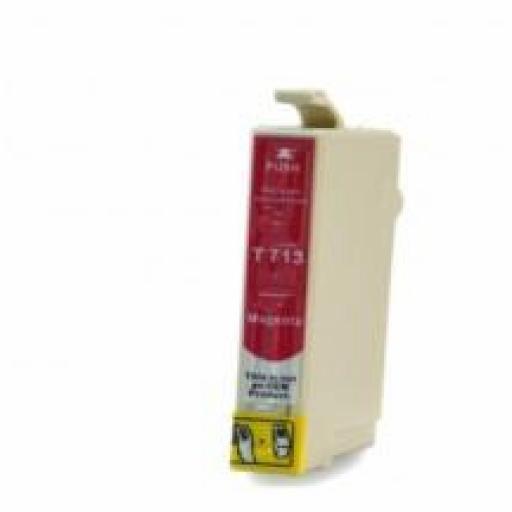 EPSON T0713 cartucho alternativo C13T07134010 MAGENTA