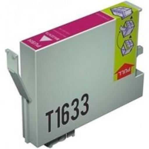 EPSON T1633 MAGENTA cartucho alternativo C13T16334010