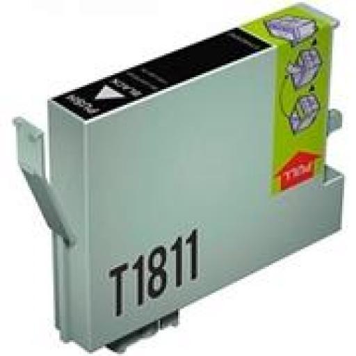 EPSON T1811 NEGROcartucho de tinta alternativo C13T18114010 [0]