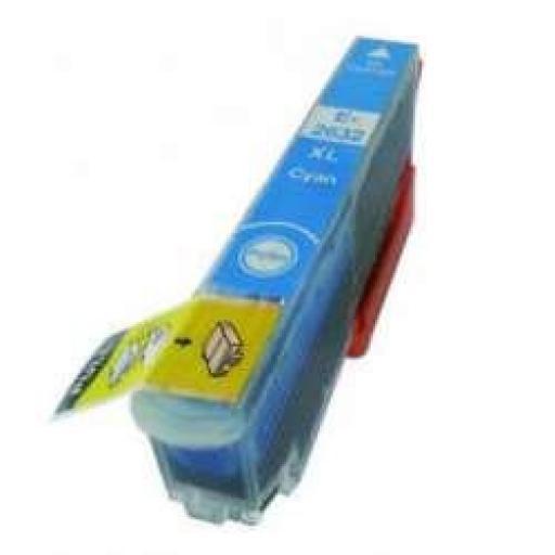EPSON T2632/26XL CYAN cartucho alternativo  C13T26324010