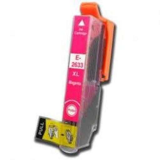 EPSON T2633/26XL MAGENTA cartucho alternativo C13T26334010