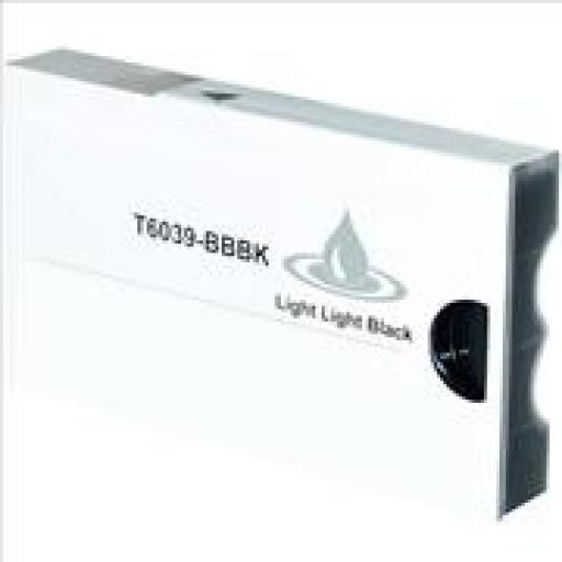 EPSON T603900/T563900 NEGRO LIGHT LIGHT cartucho tinta pigmentada alternativo C13T603900/T563900 [0]