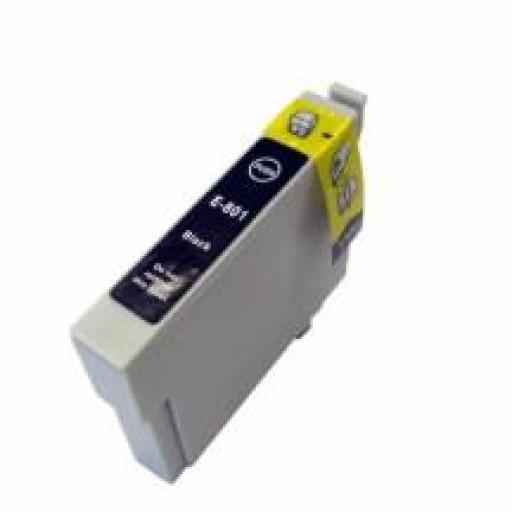 EPSON T0801 cartucho alternativo C13T08014010 NEGRO