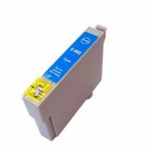 EPSON T0802 cartucho alternativo C13T08024010 CYAN