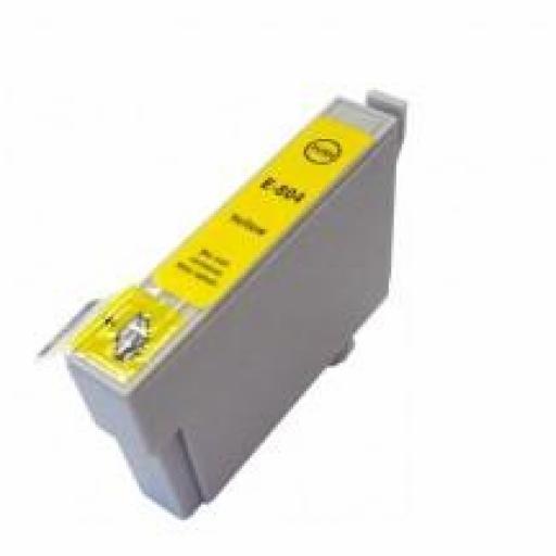 EPSON T0804 cartucho alternativo C13T08044010 AMARILLO