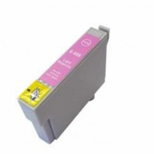 EPSON T0806 cartucho alternativo C13T08064010 MAGENTA LIGHT