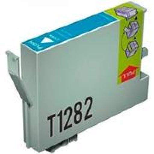 EPSON T1282 CYAN cartucho alternativo  C13T12824010 [0]