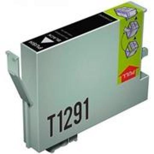 EPSON T1291 NEGRO cartucho alternativo C13T12914010