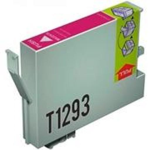 EPSON T1293 MAGENTA cartucho alternativo C13T12934010