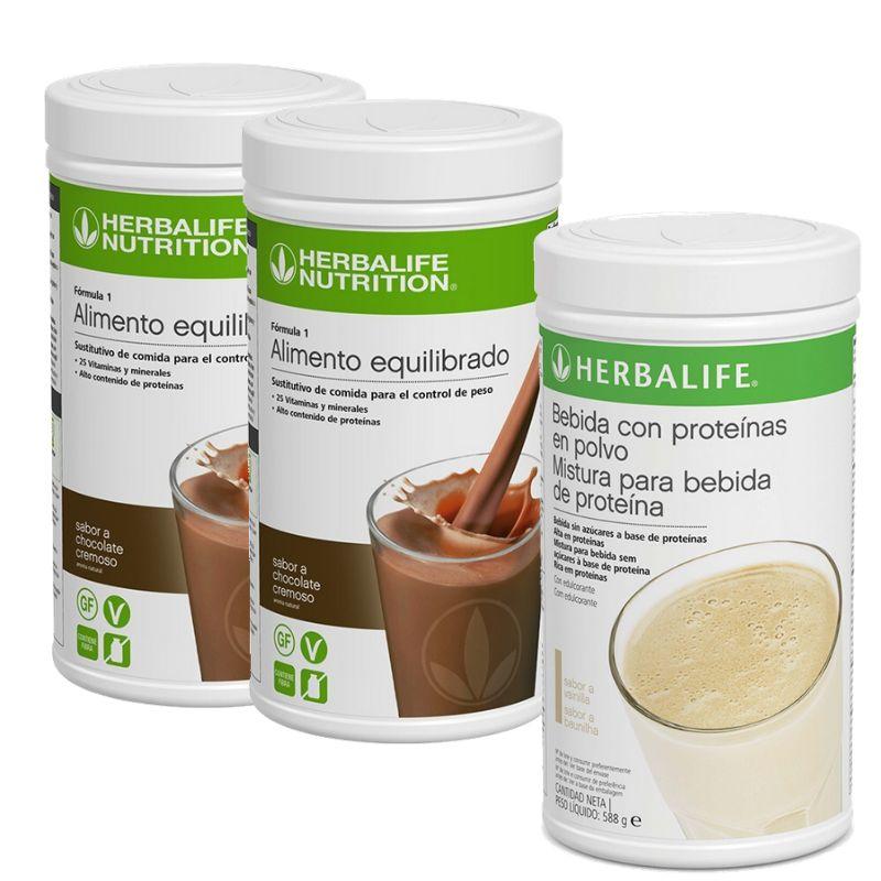 Pack Bebida Proteína