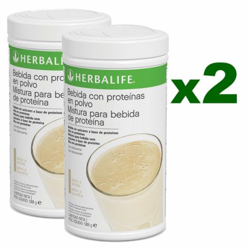 Packs 2 Bebida de Proteína