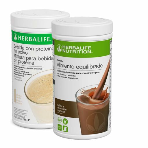 Packs Plus Proteína