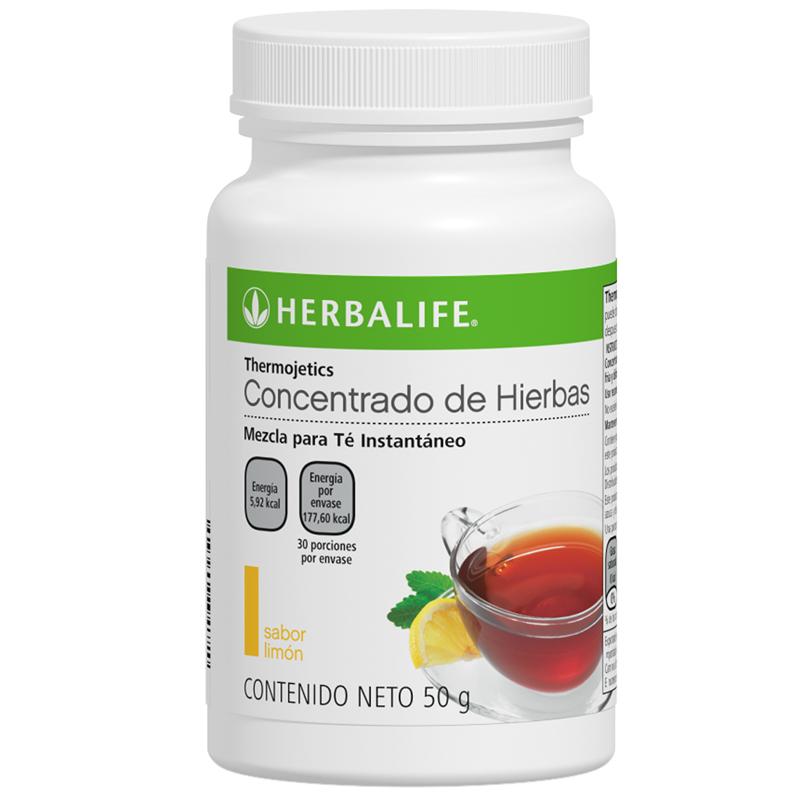 Bebida Instantánea de Hierbas a base de Té Herbalife de 50g