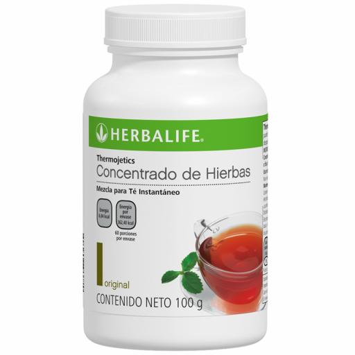 Bebida Instantánea de Hierbas de Té Herbalife de 100g [0]