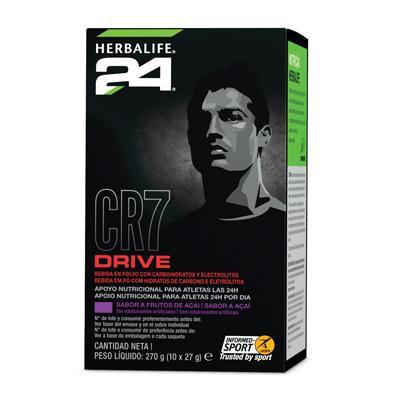 CR7 Drive sobres Herbalife