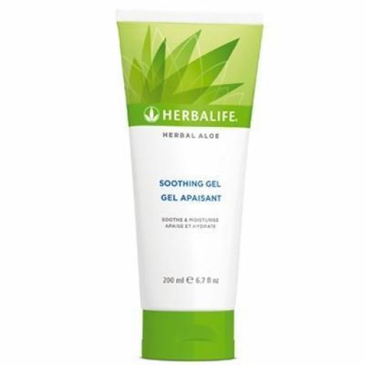 Gel Suavizante Herbalife Herbal Aloe