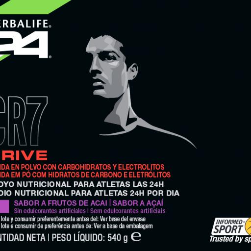 CR7 Drive bote Herbalife  [1]
