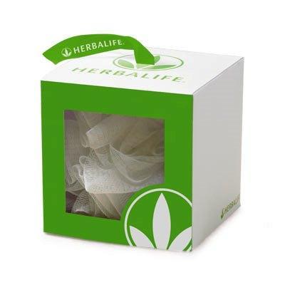 Esponja Borla de Baño Herbalife