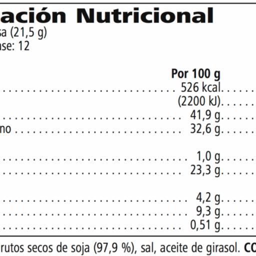 Frutos Secos de Soja Tostados Herbalife [2]