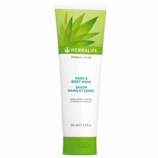 Gel de Baño Herbalife Herbal Aloe