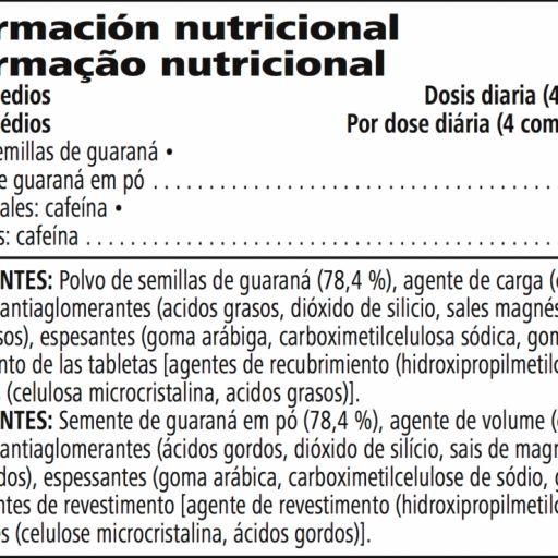 Tabletas de Guaraná Herbalife [2]