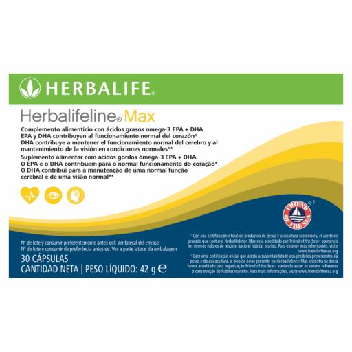 Herbalifeline® Max Omega 3 Herbalife [1]