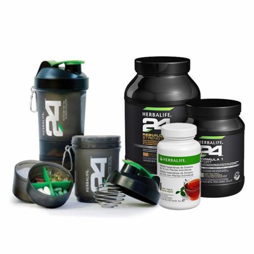 Pack Musculación H24