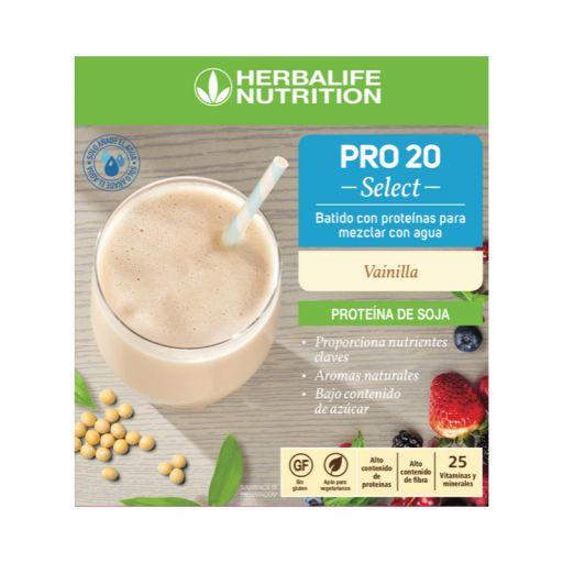Batido Pro 20 Select Herbalife [1]