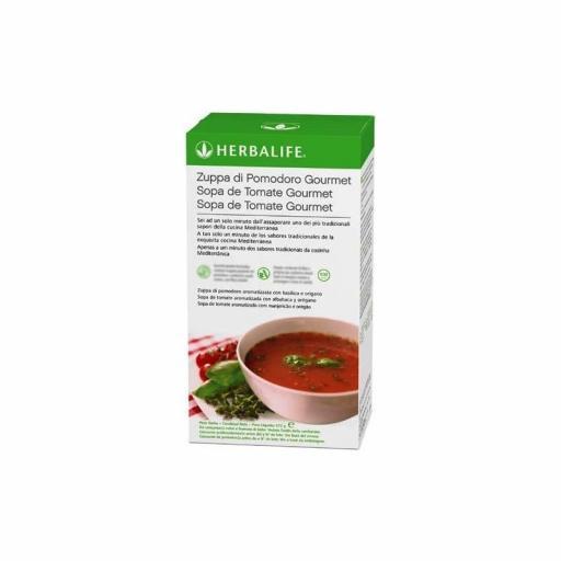 Sopa de Tomate Gourmet Herbalife [0]