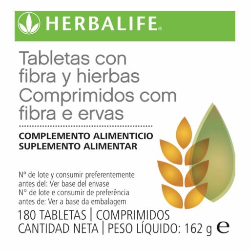 Fibra y Hierbas Herbalife [1]