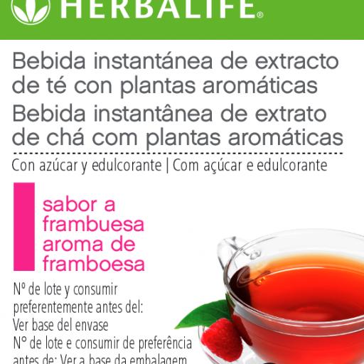 Bebida Instantánea de Hierbas a base de Té Herbalife de 50g [1]