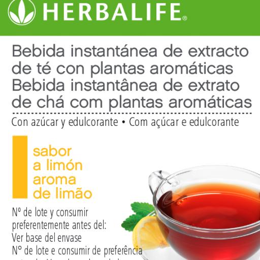 Bebida Instantánea de Hierbas a base de Té Herbalife de 50g [2]