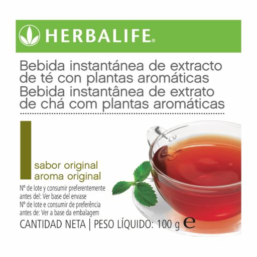 Bebida Instantánea de Hierbas de Té Herbalife de 100g [1]