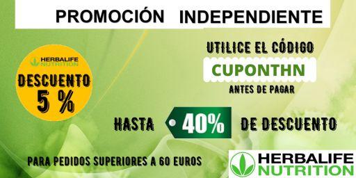 Cupon 5%